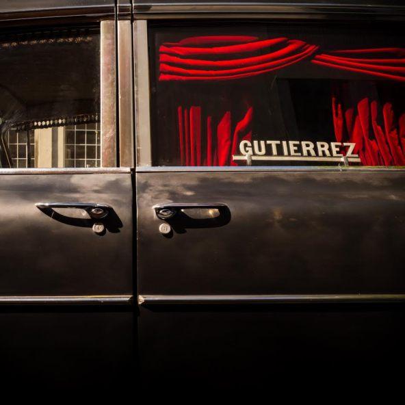 Hearse of Gutierrez by David Steer