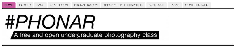 Phonar Header
