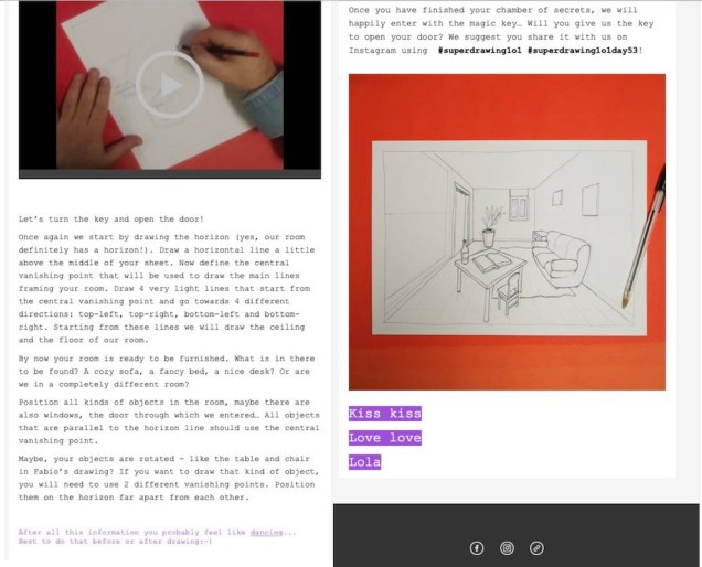 SuperDrawing 101 Lesson 53 Email 2